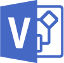 Visio Drawing Logo